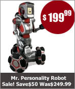 Personality Robot